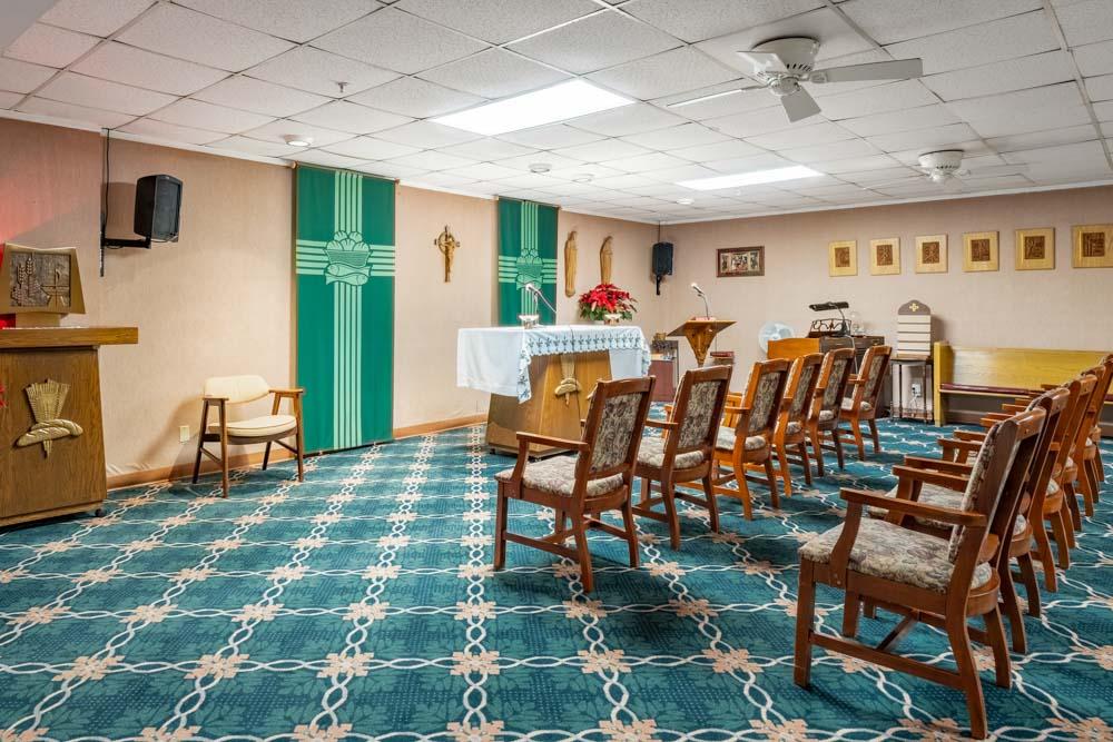 Full Service Chapel